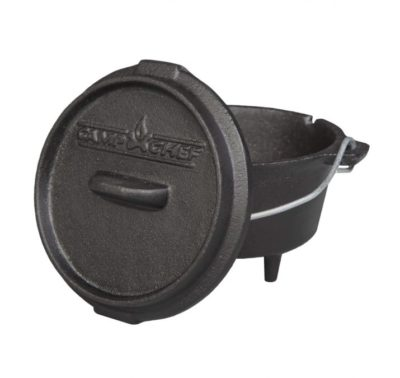 Camp Chef Classic 5 inch Dutch Oven 3/4 qt.