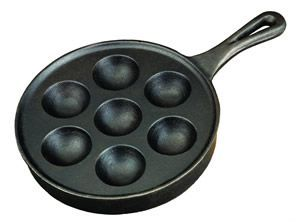 Camp Chef Cast Iron Aebleskiver Pan CIAS7