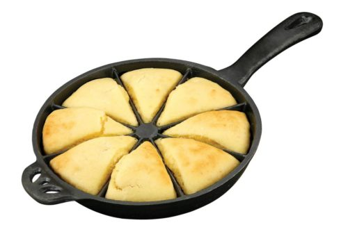 Camp Chef Cast Iron Corn Bread Slice Pan CIWP9