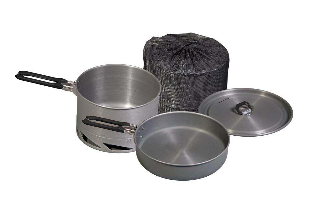 Camp Chef Mountain Series 4-Piece Cook Set MSP5