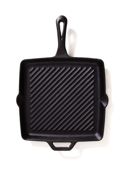 Camp Chef 11inch Square Skillet with Ribs