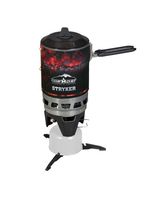 Camp Chef  Stryker 100 Isobutane Stove MS100