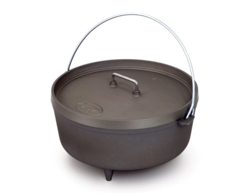 GSI 12 inch Hard Anodized Dutch Oven