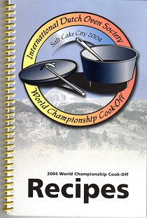 IDOS 2004 World Championship Dutch Oven Recipes